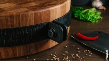 Колода для рубки мяса HW-0066